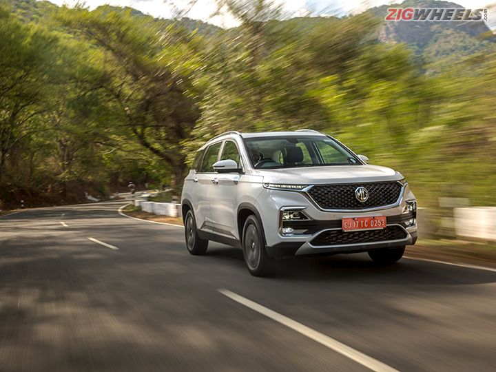 2019 MG Hector: First Drive Review - Hitting It Off? - ZigWheels