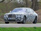 2021 Rolls-Royce Ghost Spied Testing