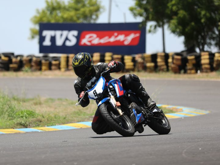 TVS Racing Young Media Racer Program 3.0 Round 1