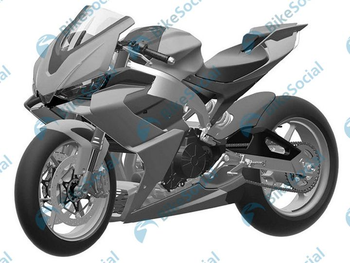 Production-ready Aprilia RS 660 Patent Images Leaked - ZigWheels