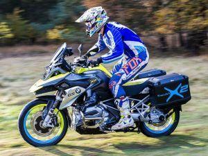 BMW Developing Hybrid Motorcycles