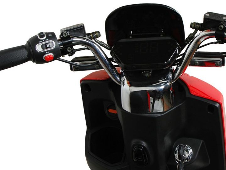 New BattRE Electric Scooter Launched
