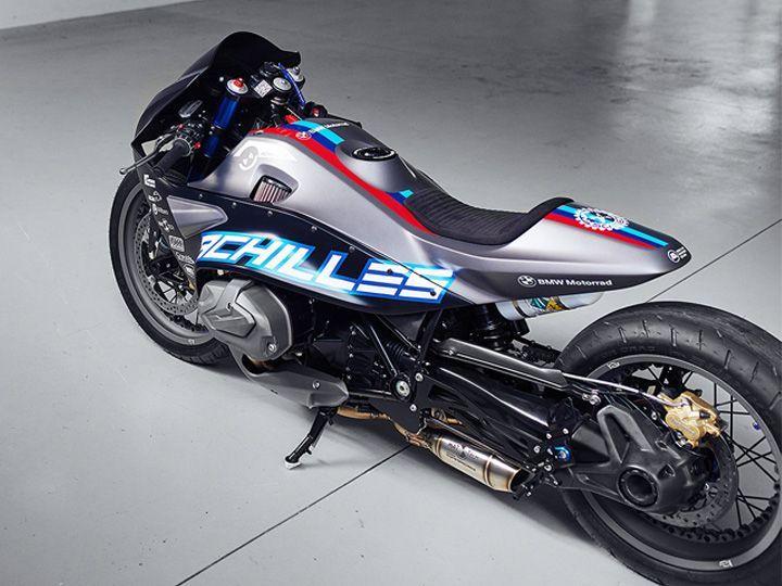 Achilles: BMW's Radical R 1250 RS Sprintbike - ZigWheels