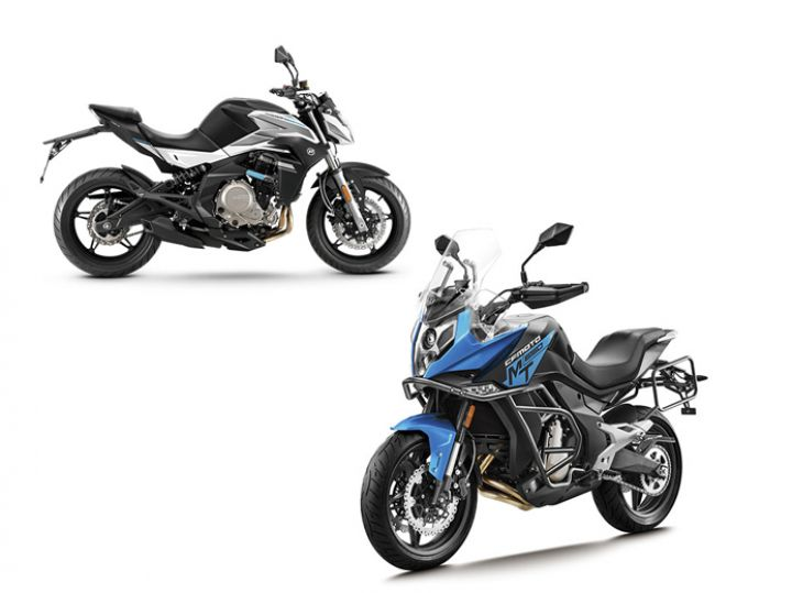 CFMoto To Launch 650NK 650MT In July