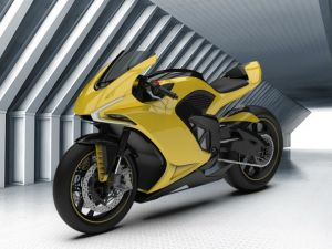 Damon X: Will It Be The Safest Production Bike Ever?