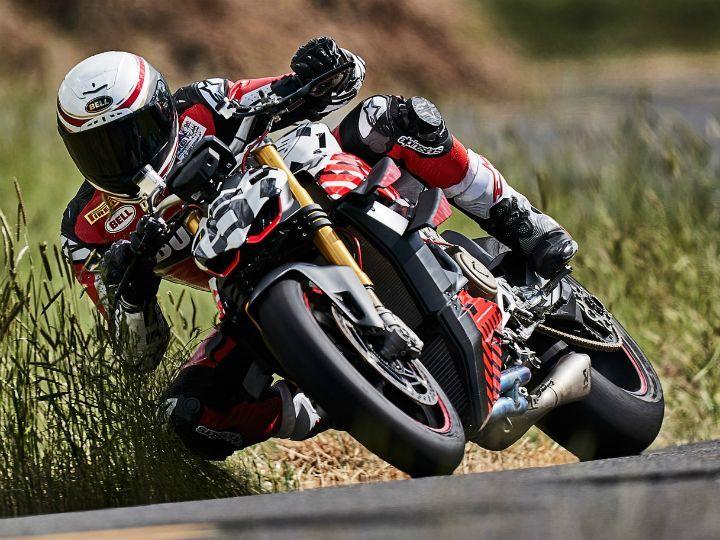 Ducati Streetfighter V4 Confirmed