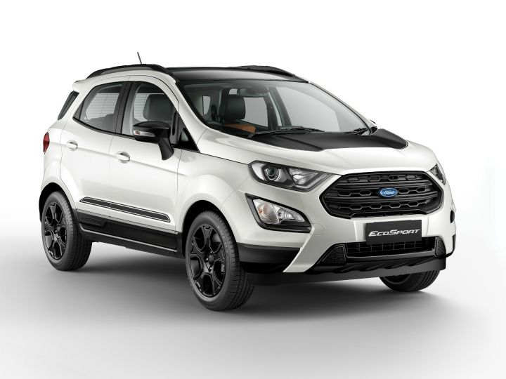 2018 Ford EcoSport: Engines, Design, Features, Price >> 2019 Ford Ecosport Thunder Edition Launched Zigwheels