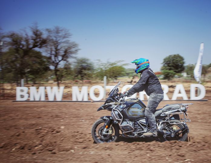 BMW GS Experience Pune