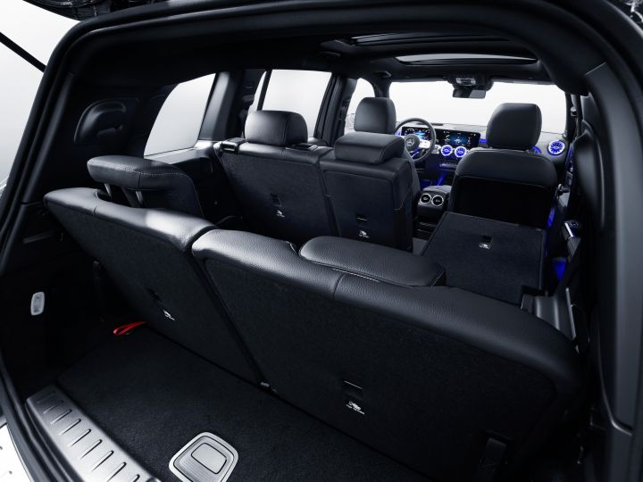 2020 Mercedes Benz Glb 7 Seater Compact Suv Revealed Zigwheels