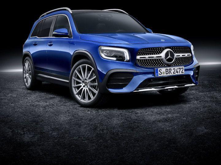 2020 Mercedes-Benz GLB: Specs, Design, Price >> 2020 Mercedes Benz Glb 7 Seater Compact Suv Revealed Zigwheels