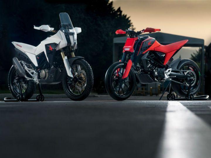 Honda 125 concepts zig