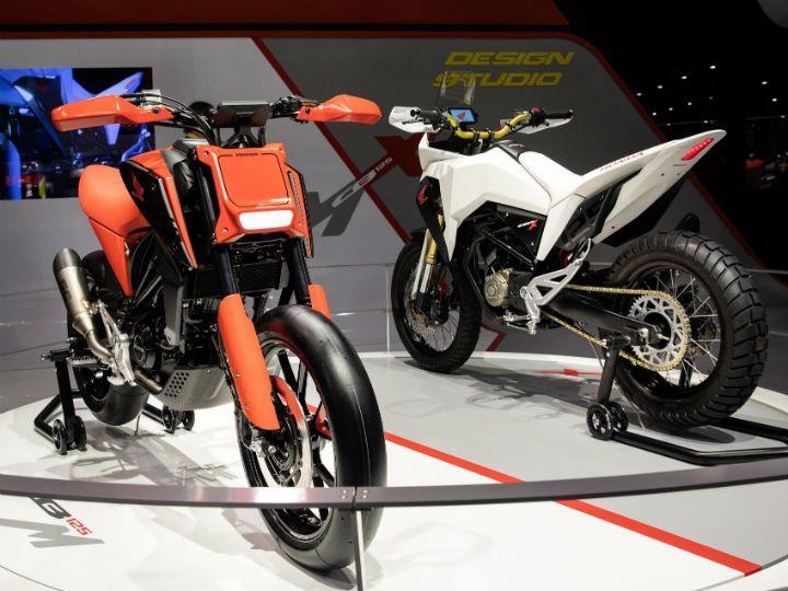 Honda CB125 concepts eicma
