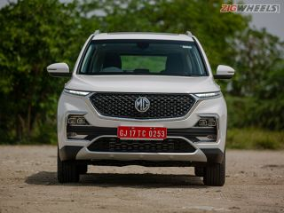 MG Hector Launched At A Competitive Price Of Rs 12.18 Lakh