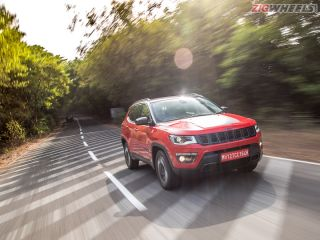 Jeep Compass Trailhawk: First Drive Review