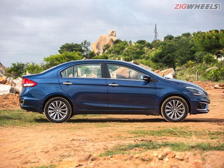 Maruti Suzuki Ciaz Petrol To Get BS6 Update