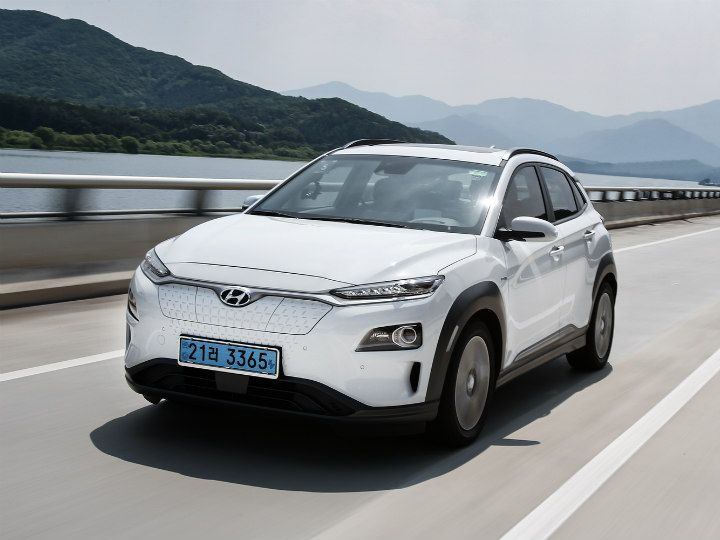 Hyundai Kona Electric: First Drive Review - EV Revolution