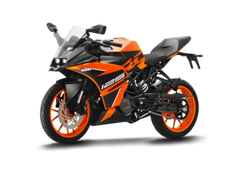 KTM RC 125 5 Things To Know