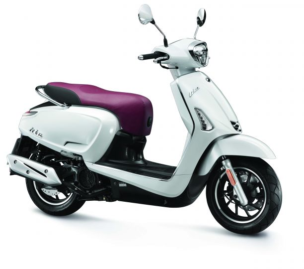 22Kymco Launches Like 200 Scooter In India
