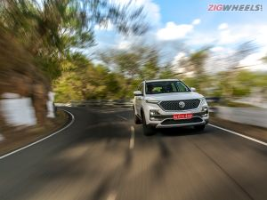 The MG Hector Promises Peace-Of-Mind Ownership: Here's How