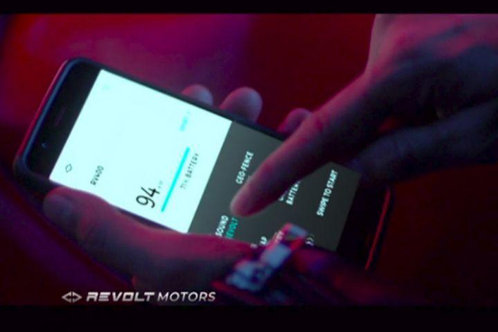 Revolt Motors Teases A Segment-first Feature
