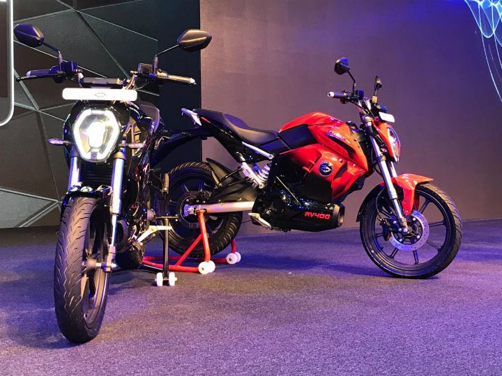 Revolt RV 400 Electric Bike Unveiled In India - ZigWheels