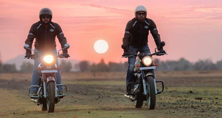 Jawa Accessories, Riding Gear