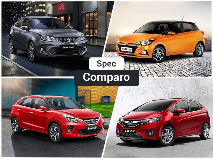 Toyota Glanza vs Rivals: Spec Comparison - ZigWheels