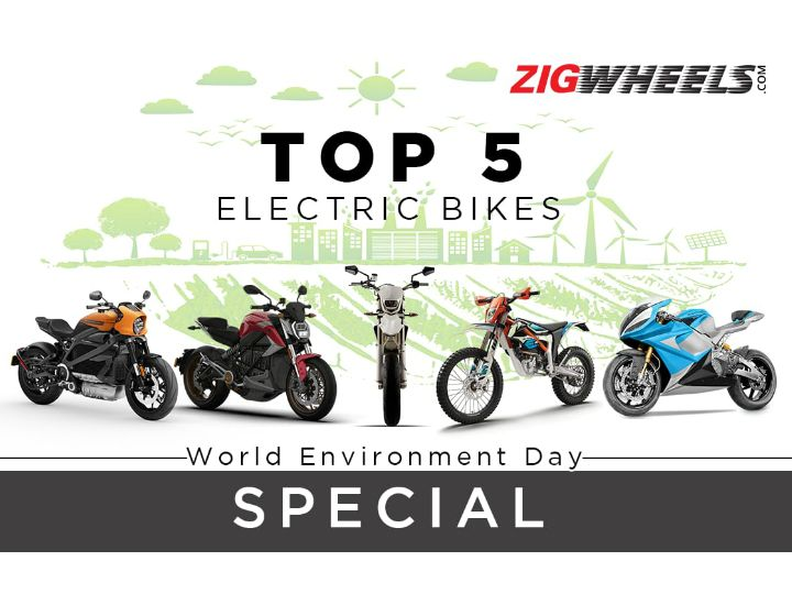 World Environment Day: Top 5 Electric Bikes