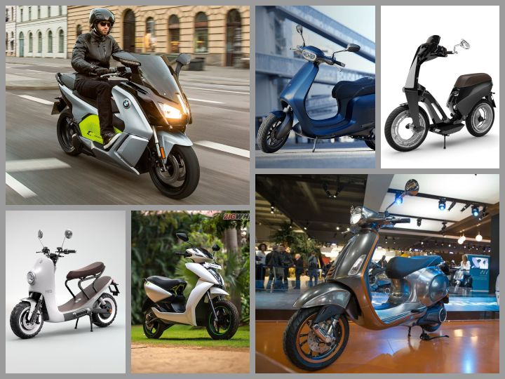 Top 5 Futuristic Electric Scooters Of 2019