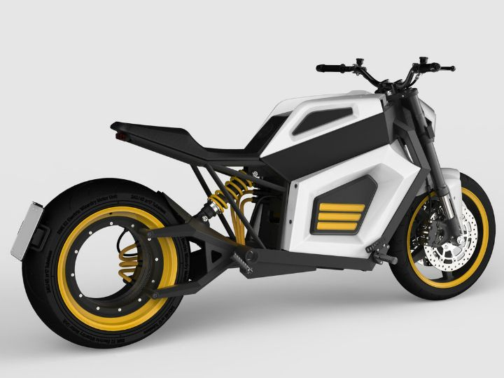 Top 5 Futuristic Electric Motorcycle Concepts