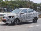 Tata Tigor Facelift Spied; Will Get BS6-Compliant Engine