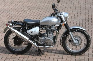 Royal Enfield To Launch Two New Scramblers Tomorrow