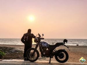 Royal Enfield Coastal Trail: In Pictures