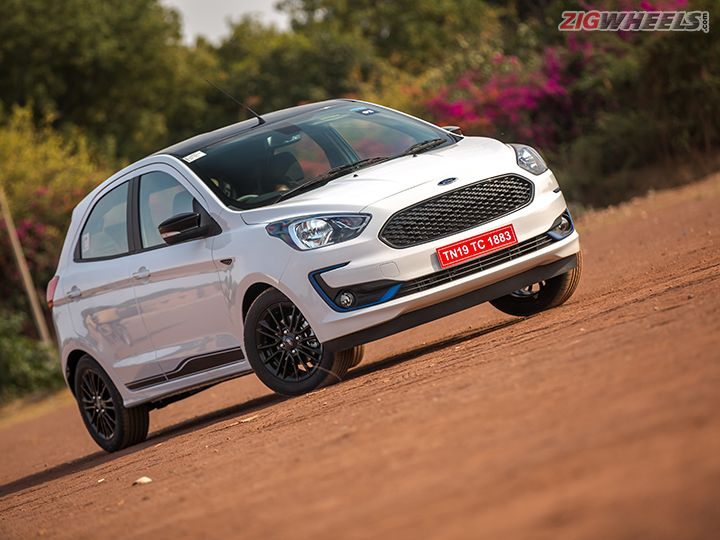 2019 Ford Figo Launched in India