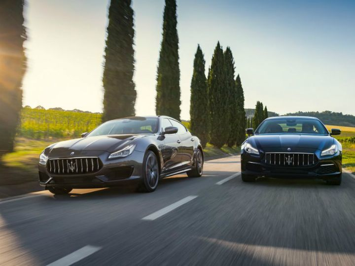2019 Maserati Quattroporte Launched in India