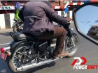 2020 Royal Enfield Classic 350 Spied Testing In India