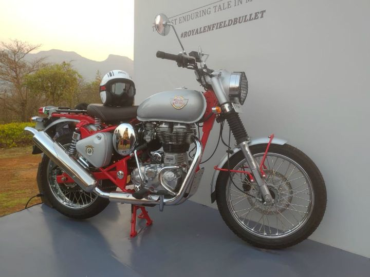 Royal Enfield Bullet Trials 350 and 500: In Photos - ZigWheels