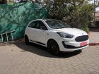 2019 Ford Figo Facelift Revealed - First Look In Images