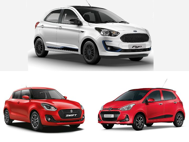 Ford Figo Facelift vs Competition