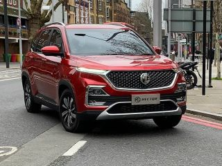 MG Hector Spied Undisguised; India Launch Soon