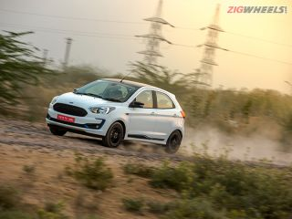 2019 Ford Figo Facelift: First Drive Review