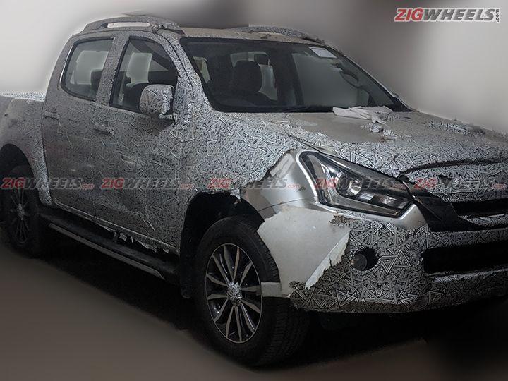 Isuzu D-Max V-Cross Exclusive ZigWheels