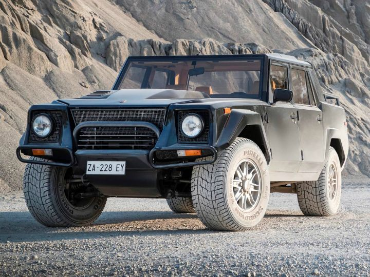 Lamborghini Lm002 Inspired Suv In The Making Zigwheels