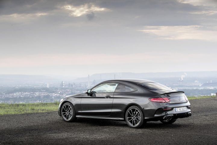 2019 Mercedes AMG C43 Coupe Launched In India At Rs 75 Lakh