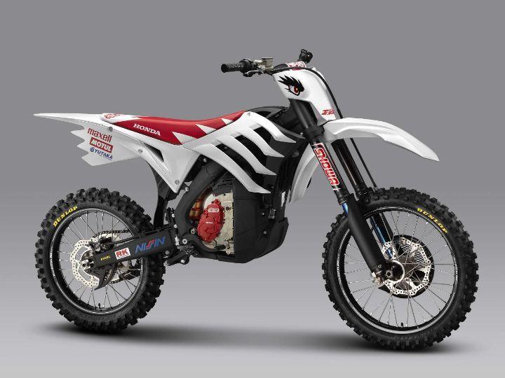 Honda Mugen electric bike