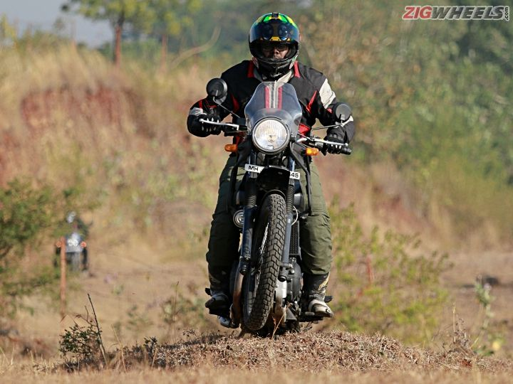Royal Enfield Bullet Trials 500 vs Himalayan