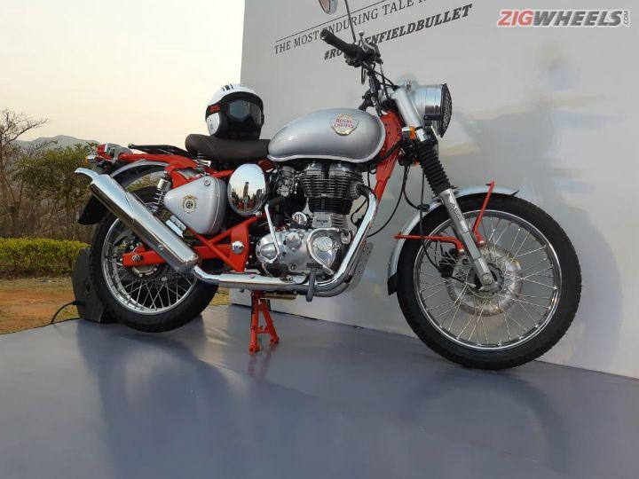 Royal Enfield Trials 350 and 500