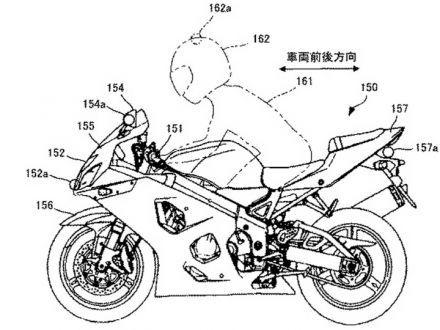 suzuki is employing radar to make bikes safer zigwheels Shelby Cobra suzuki is employing radar to make bikes safer