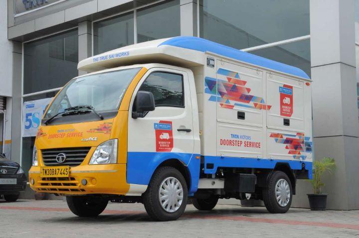 Tata Mobile Service