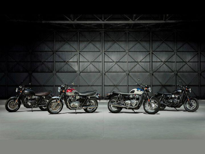 Triumph Bonneville Range Recalled In India Zigwheels